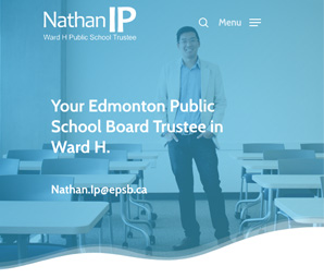 Nathan Ip Trustee Website by Mike Lalli Web Design