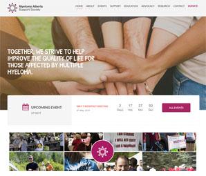 Myeloma Alberta Support Society