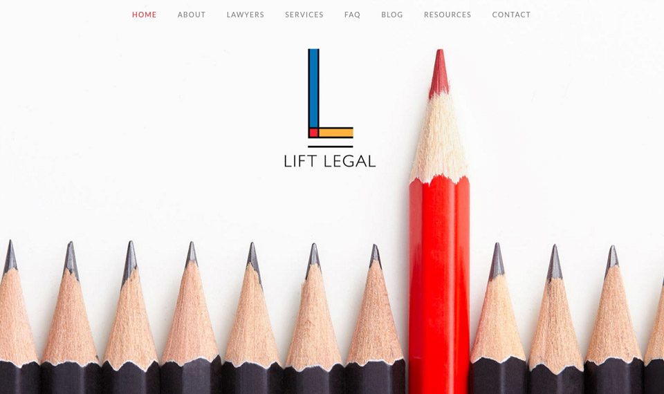 lift-legal-homepage-website-design-mike-lalli