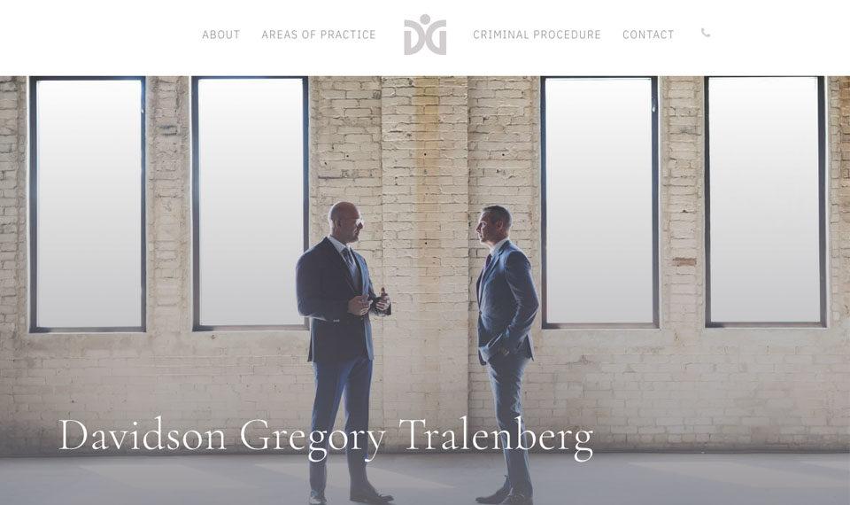 davidson-gregory-tralenberg-home-banner